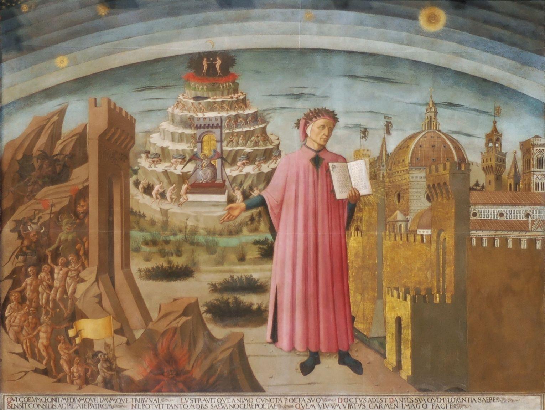 Dante Commedia