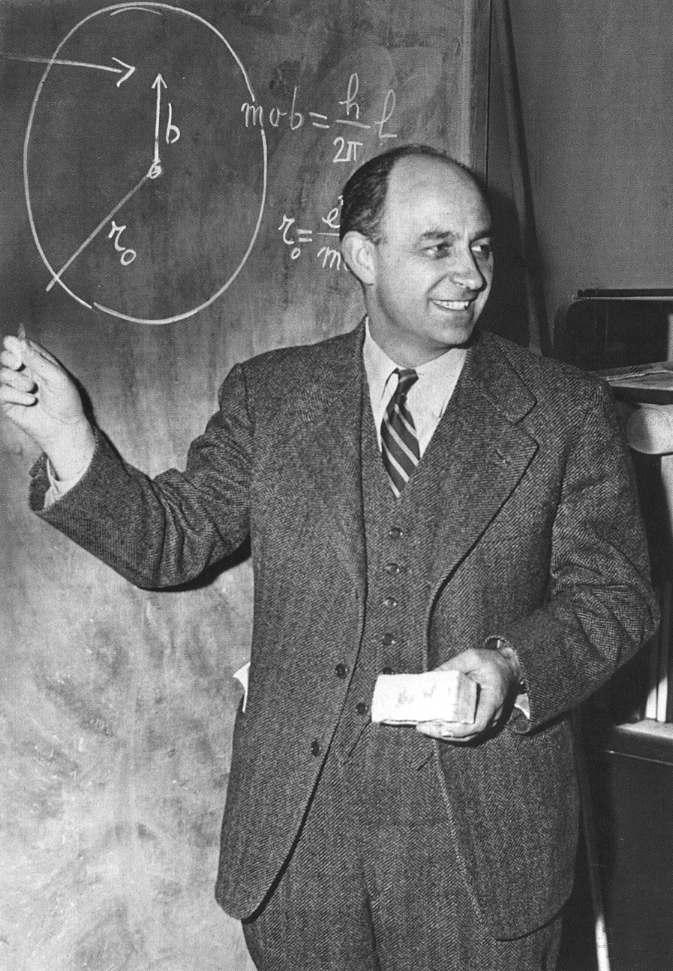 Enrico Fermi 1938