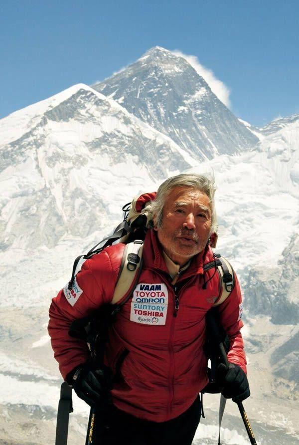 Everest 80 anni