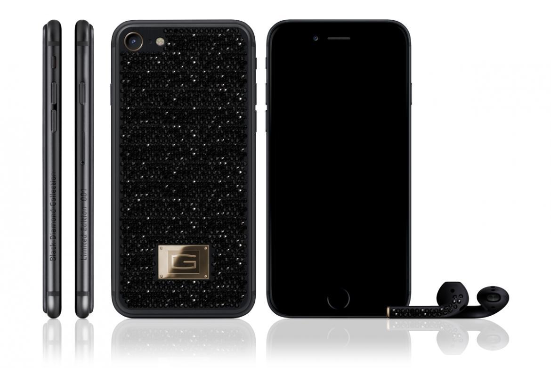 iPhone 7 in oro e diamanti da mezzo milione di dollari