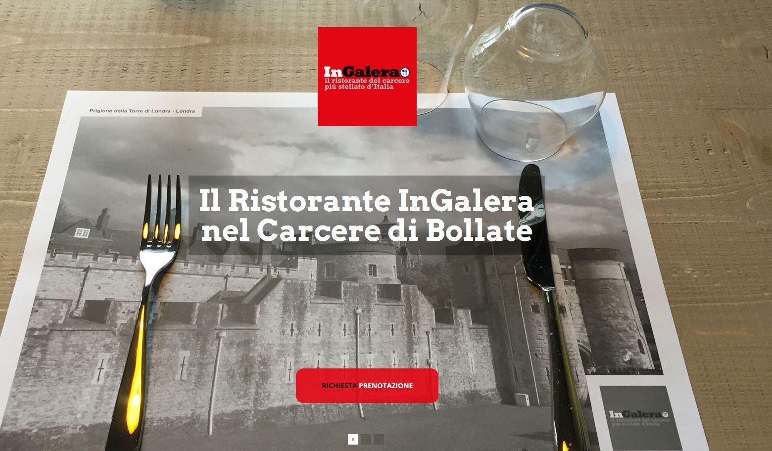 InGalera, il primo ristorante nel carcere di Bollate
