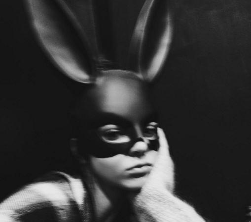 Kendall Jenner Batman Bunny