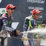 Valentino Rossi campione del mondo 2015 se…