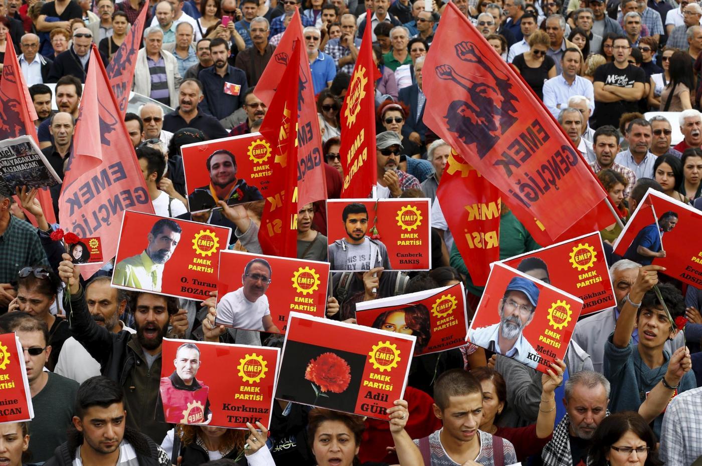 Manifestazione strage in Turchia 150x150