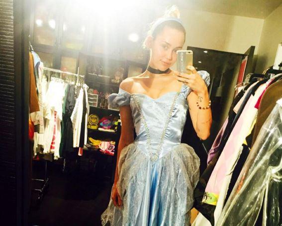 Miley Cyrus Cenerentola 150x150