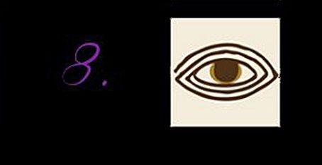Occhio umero 8
