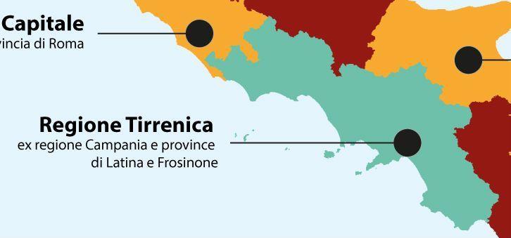 Regione Tirrenica