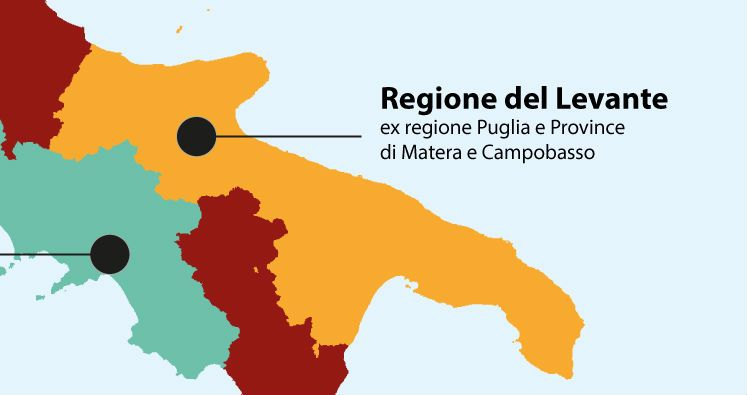 Regione del Levante