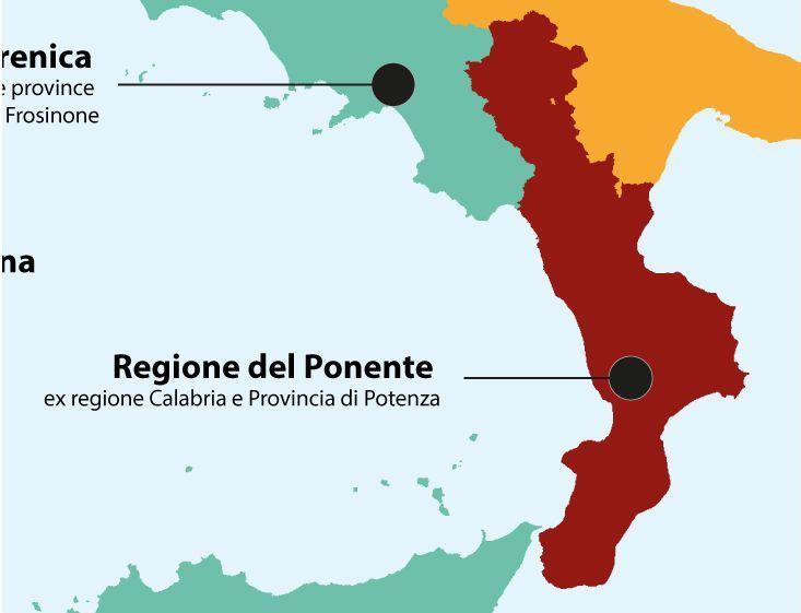 Regione del Ponente
