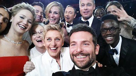 Selfie gruppo Oscar