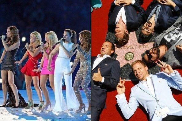 Spice Girls e Backstreet Boys in tour nel 2016: i progetti delle band per la reunion