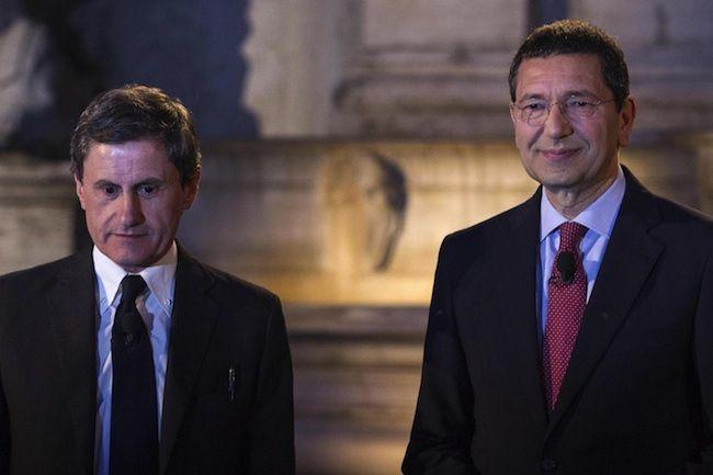 Dimissioni Marino, non solo scontrini: i guai giudiziari dell'ex sindaco Alemanno