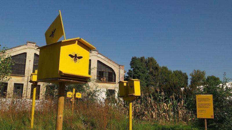 apiario artistico milano