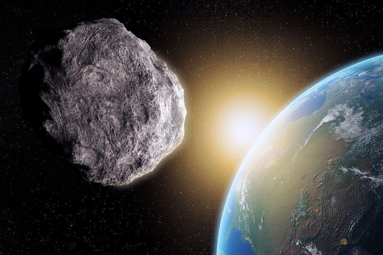 Asteroide di Halloween in arrivo il 31 ottobre: nessun pericolo per la Terra