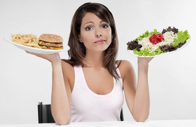 5 buone abitudini alimentari che però fanno ingrassare