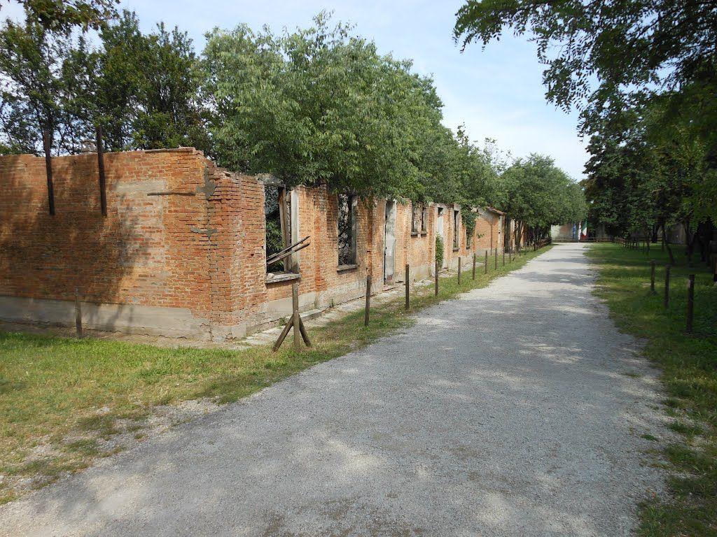 campo concentramento fossoli