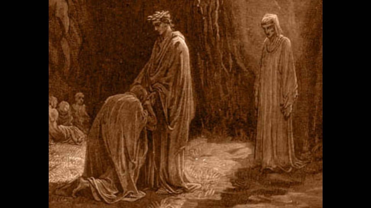 canto II purgatorio