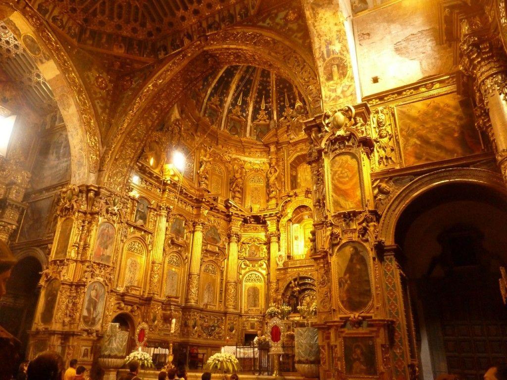 chiesa san francesco quito
