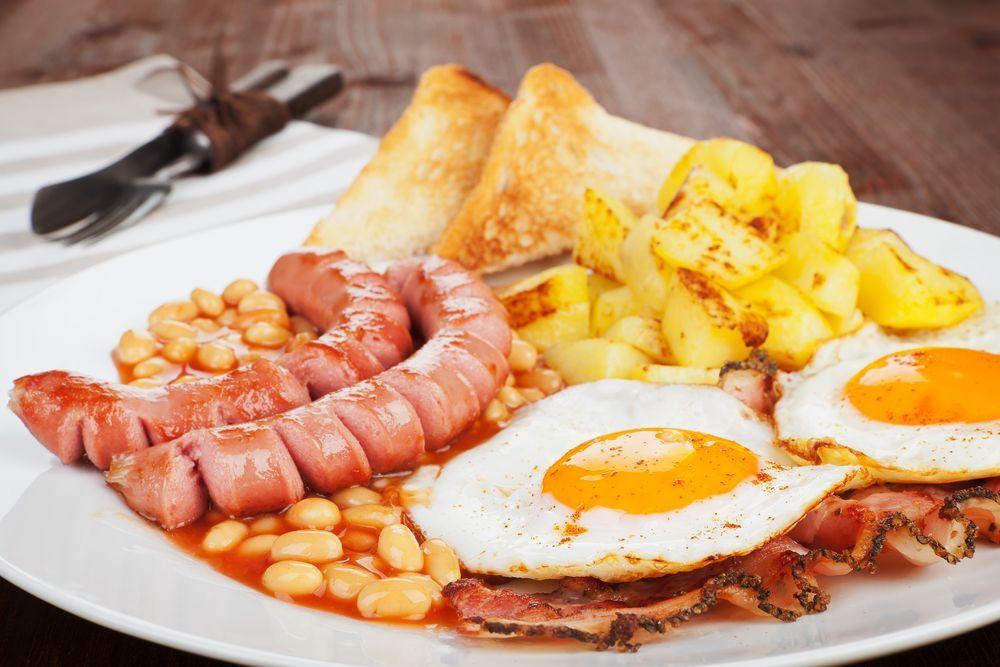 colazione salata