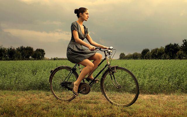 Come dimagrire andando in bicicletta