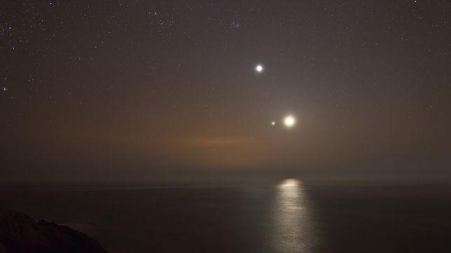 Venere, Giove e Marte in congiunzione: come e quando ammirare lo spettacolo