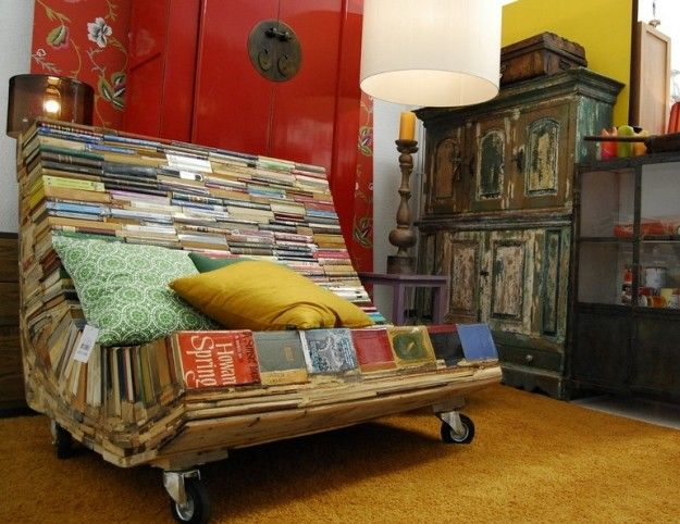 divanetto libri