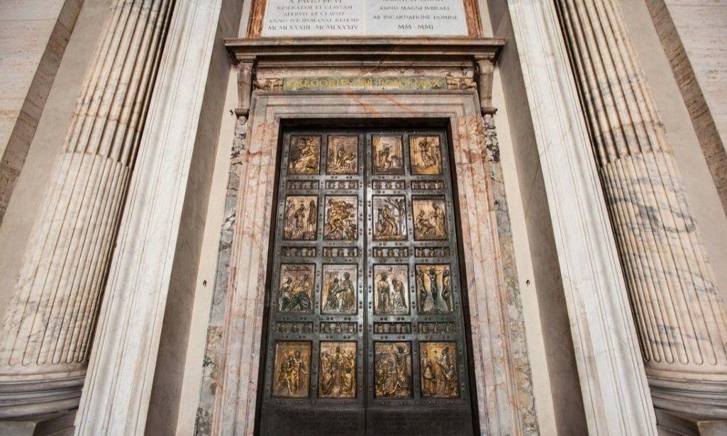giubileo porta santa