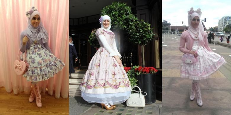 hijab lolita