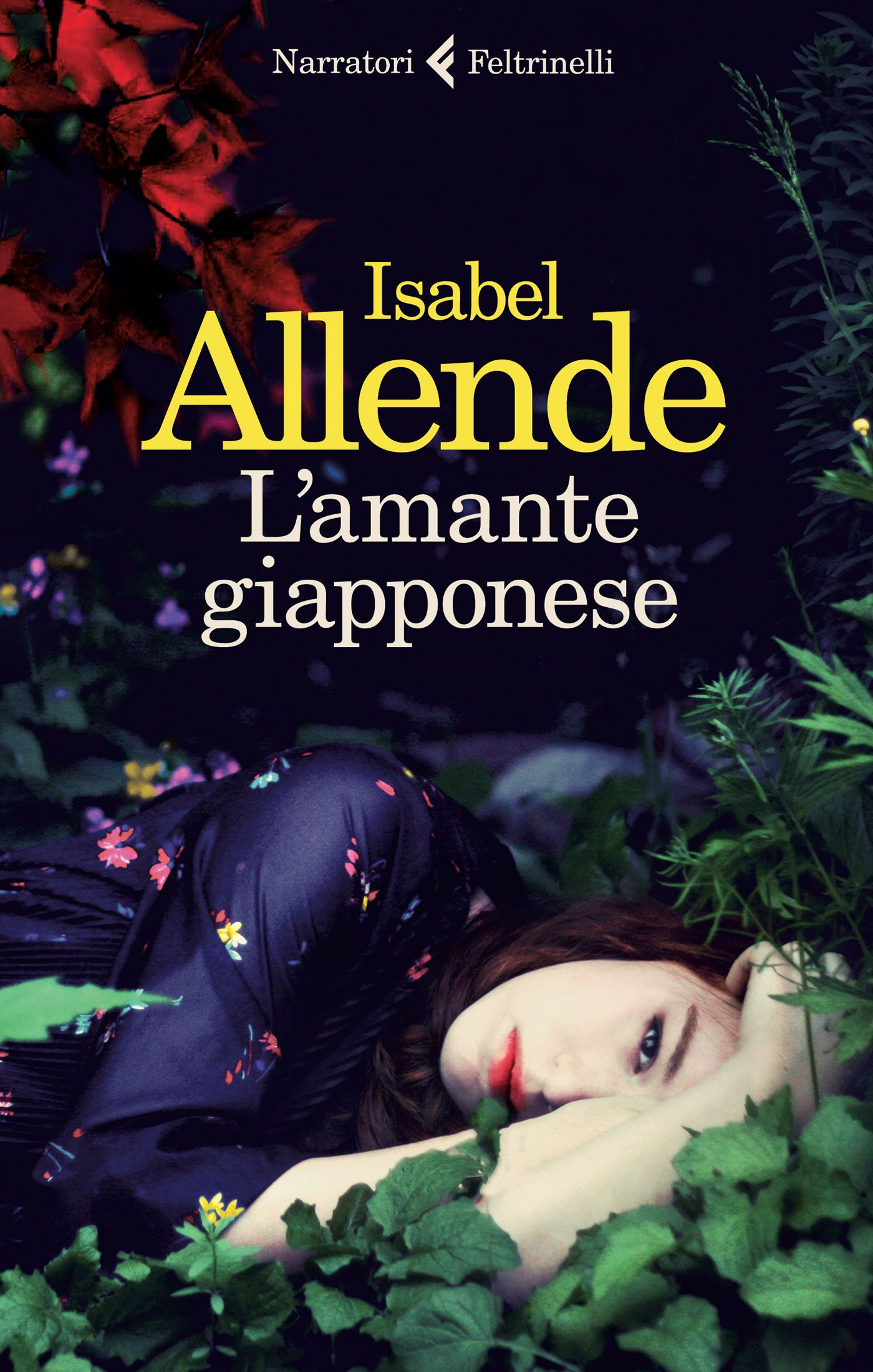 lamante giapponese cover