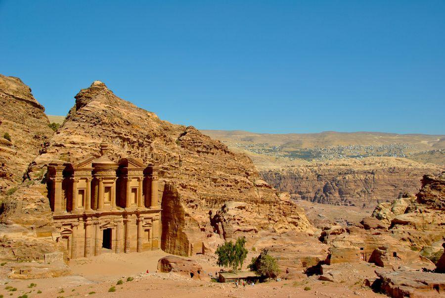 petra giordania1