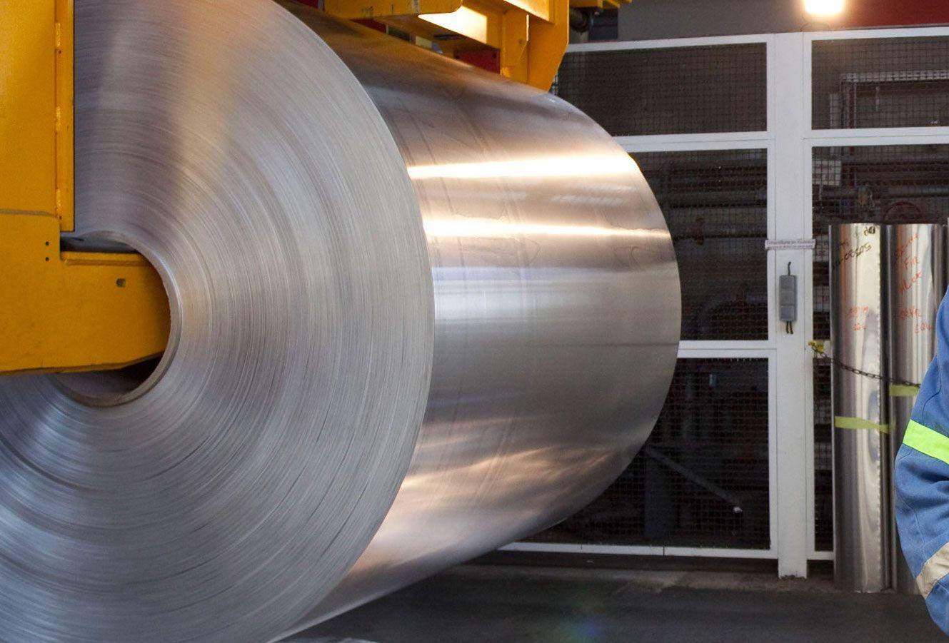 produzione di alluminio 150x150