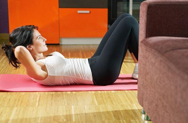 programma esercizio a casa