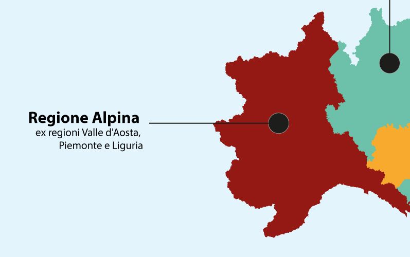 regione alpina