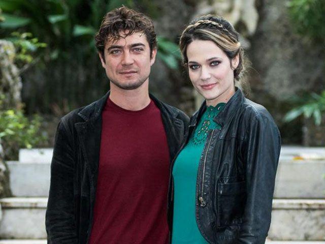 Riccardo Scamarcio e Laura Chiatti: 'Ormai siamo una coppia di fatto', ma solo sul set