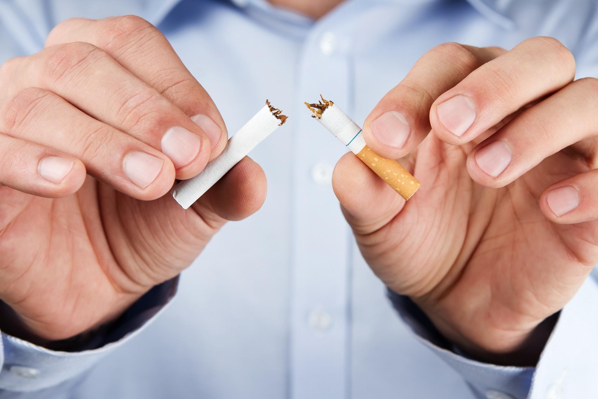 Sei pronto a smettere di fumare? [TEST]