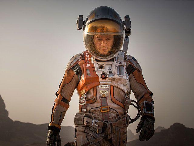 Film ambientati su Marte