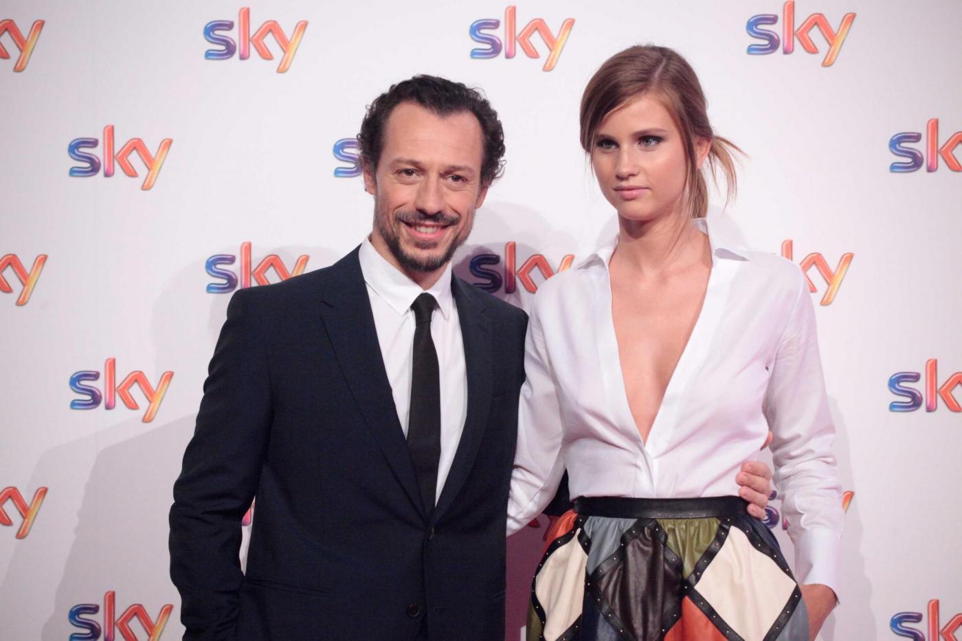 Bianca Vitali incinta di Stefano Accorsi? La coppia sarebbe in attesa di una bambina
