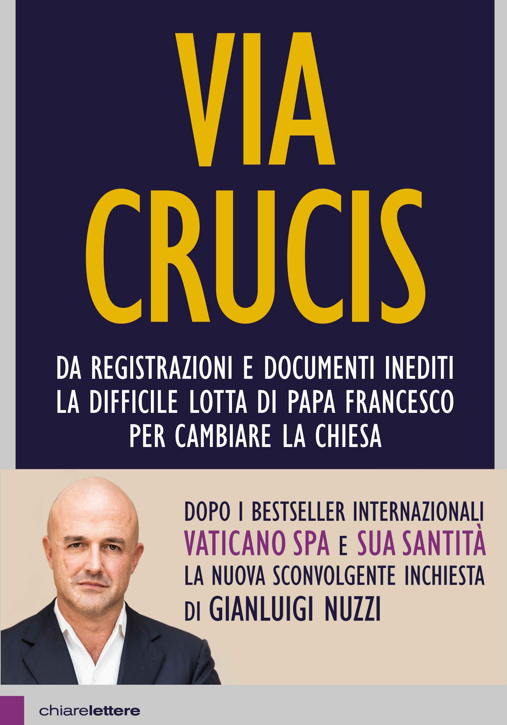 via crucis cover