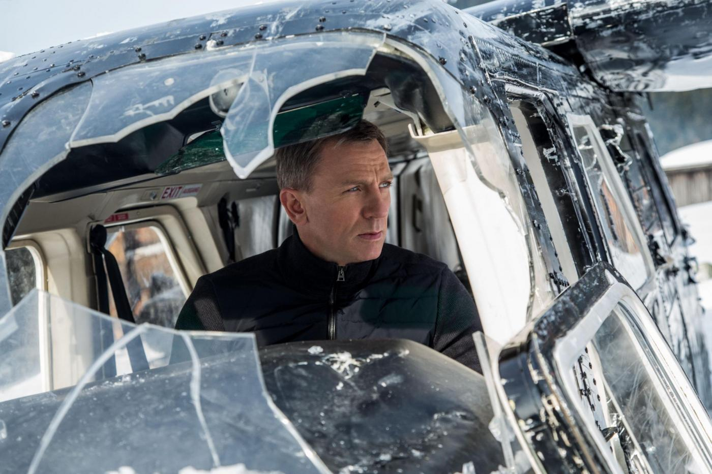 007 Spectre personaggi