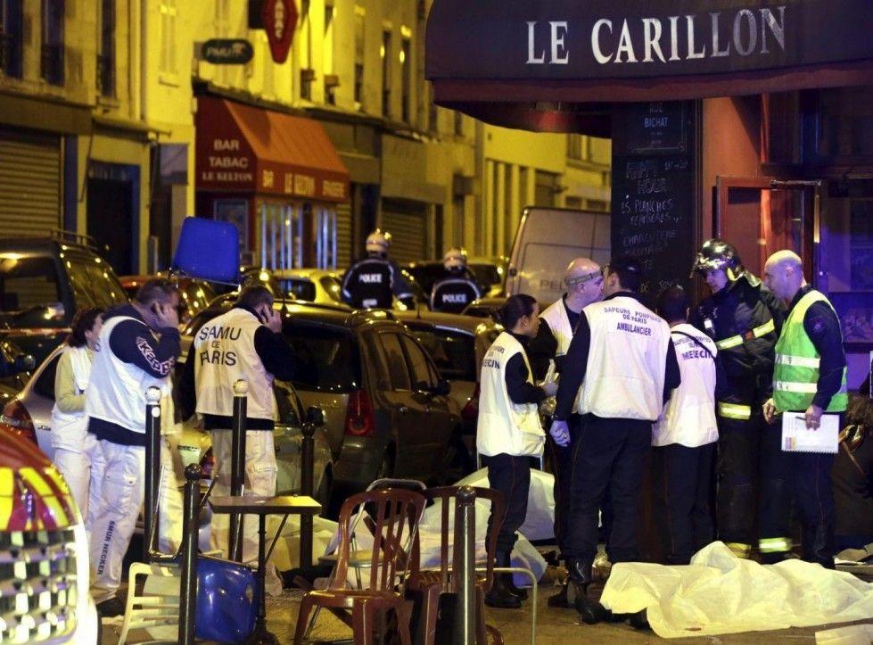 Attentati a Parigi