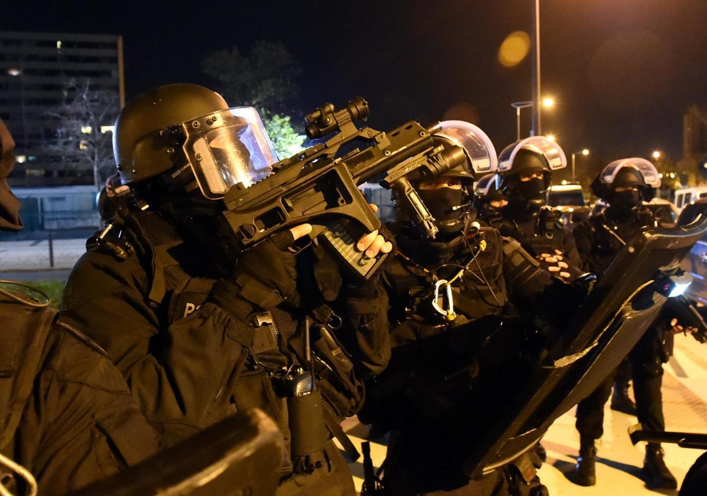 Raid anti terrorismo a Tolosa