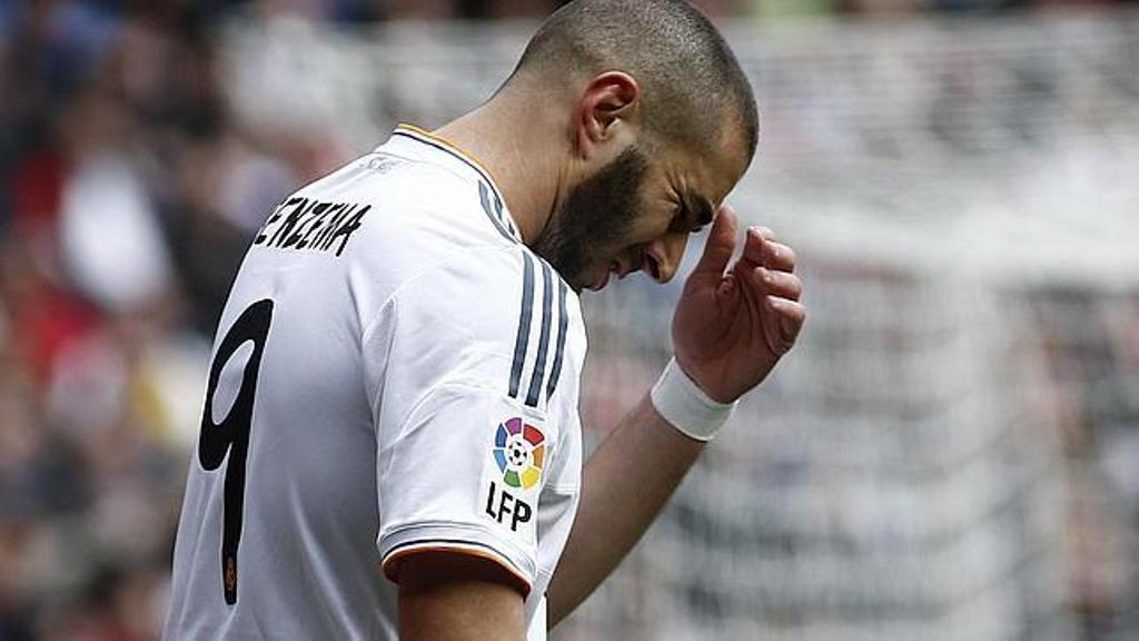 Karim Benzema in stato di fermo per il ricatto a Valbuena