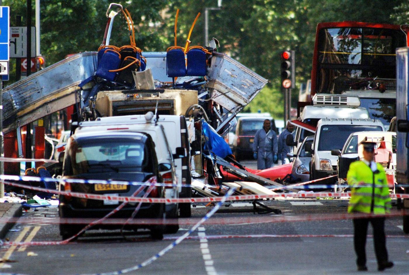 Bombe a Londra il 7 luglio 2015