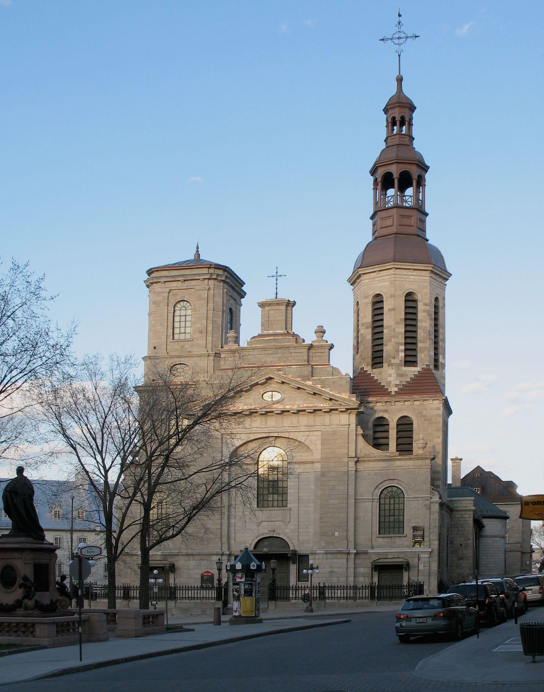 Cathédrale de Québec1