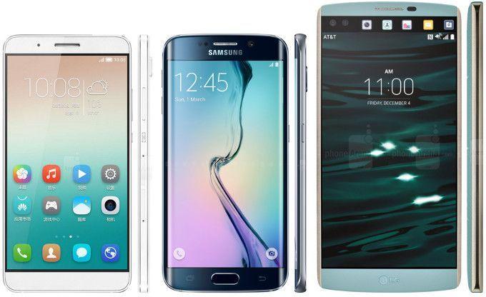 Gli smartphone piu pazzi del 2015