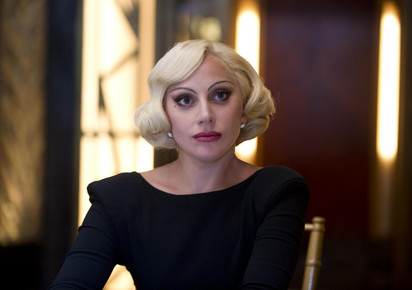 Lady Gaga in conferenza stampa
