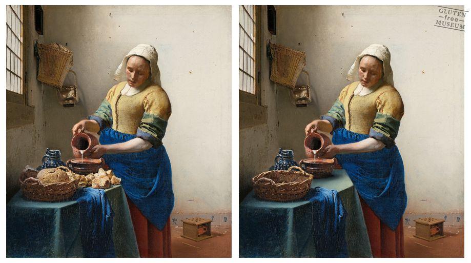 Lattaia Johannes Vermeer