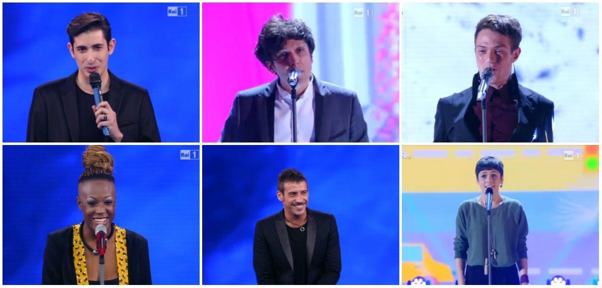 Le 6 nuove proposte di Sanremo 2016