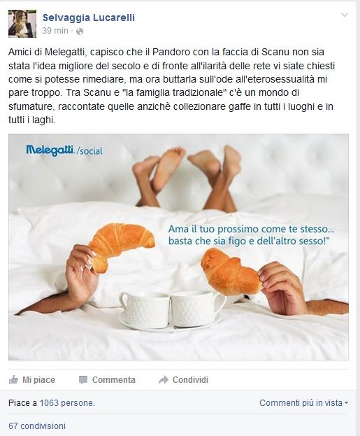 Lucarelli melegatti