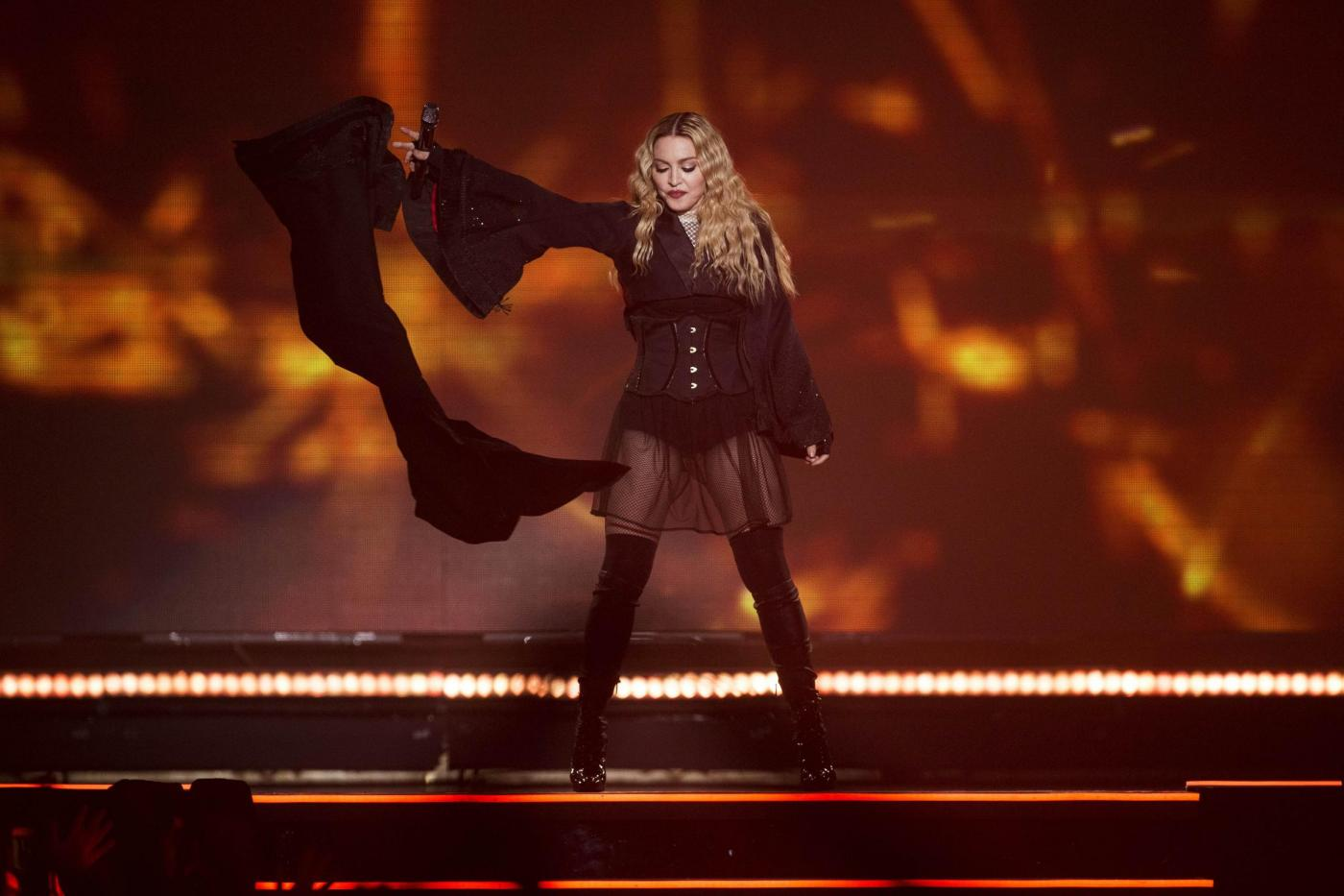 Madonna in concerto